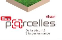 Accès Mes parcelles Alsace