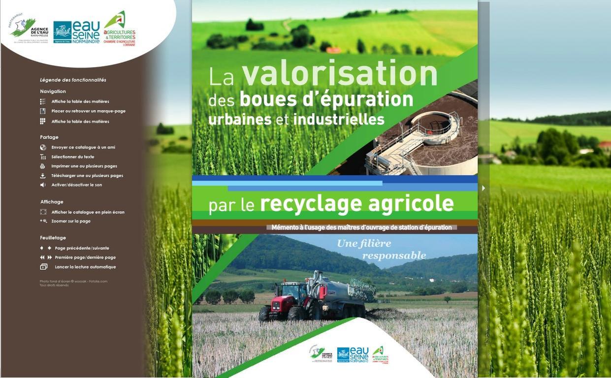 Mission sur le recyclage agricole des d chets grand est - Chambre d agriculture d alsace ...