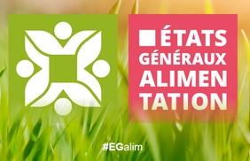 Logo Etats généraux de l'Alimentation
