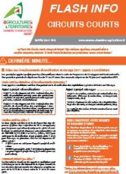 Flash info Circuits courts n°5 mars 2017