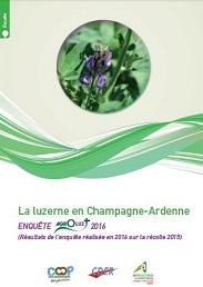 La luzerne en Champagne-Ardenne 2016